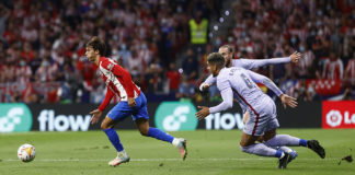 Atlético Madrid x Barcelona