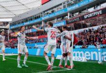 Bayer 04 Leverkusen x FC Bayern Munique