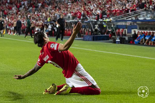 Darwin Nuñez tem protagonizado um excelente arranque de temporada ao serviço do SL Benfica
