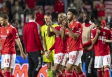 Equipa Benfica