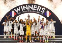 França Liga das Nações
