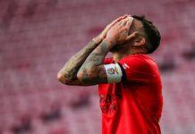 SL Benfica atravessa uma má fase exibicional
