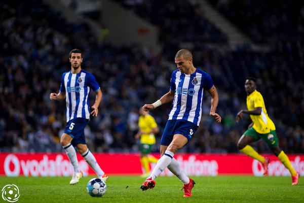 Pepe defesa FC Porto