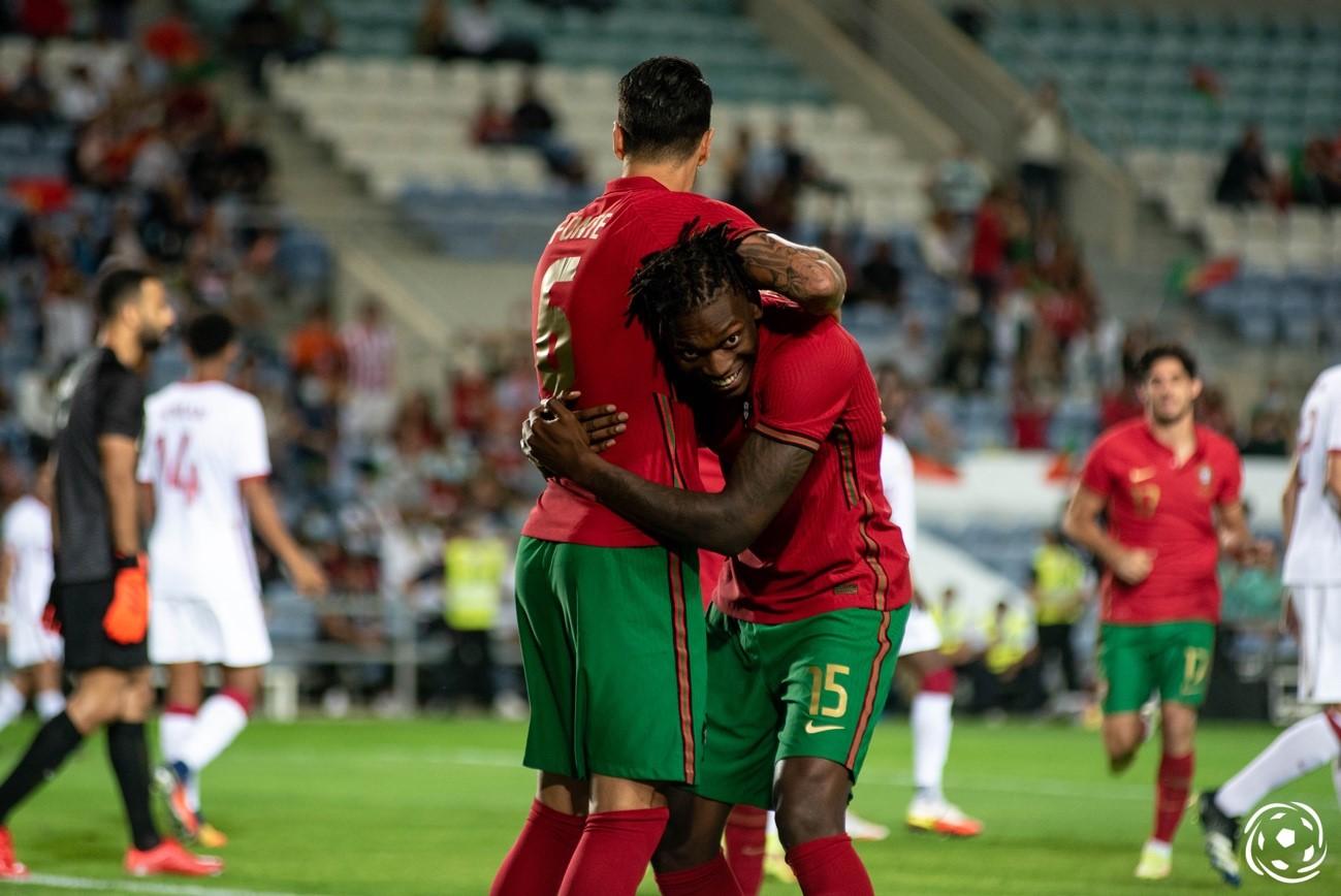 Portugal 3-0 Qatar
