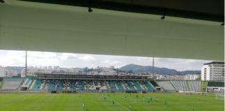 Vitória FC x FC Vizela